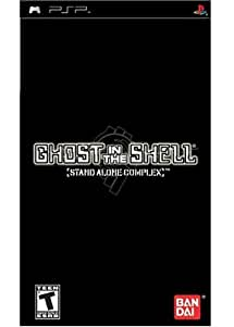 Amazon Com Ghost In The Shell Stand Alone Complex Artist Not Provided Video Games