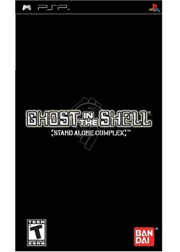 Ghost in the Shell: Stand Alone (Psp Movie Stand)
