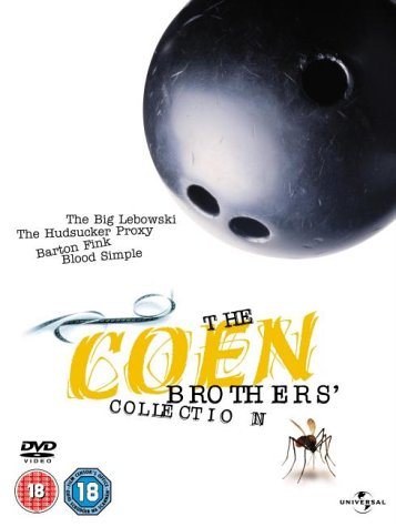 - The Coen Brothers Collection - The Big Lebowski/The Hudsucker Proxy/Barton Fink/Blood Simple [DVD]