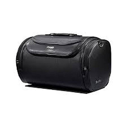 Tourmaster 8250-1305-05 Black Coaster Barrel Bag