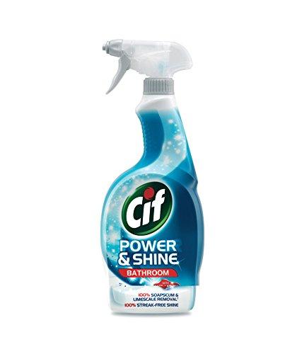 Cif Bathroom Cleaner – Power & Shine – 700 ml