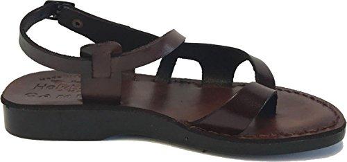 Holy Land Market Women/Girls Biblical Sandals (Jesus - Yashua) Mary Magdalene Style I - EU 39 by Holy Land Market (Image #2)