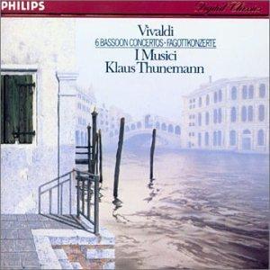 Vivaldi Bassoon Concerto - Vivaldi: 6 Bassoon Concerti