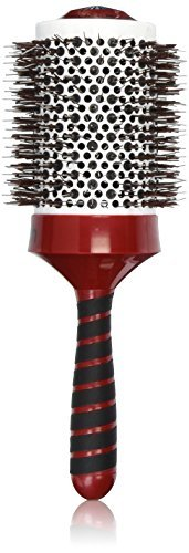 - HairArt Itech Magnetic Tourmaline Boar and Nylon Bristle Hair Brush, 3 3/4 Inch by Hair Art