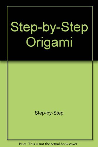 Step By Steop Origami by Anness Publishing
