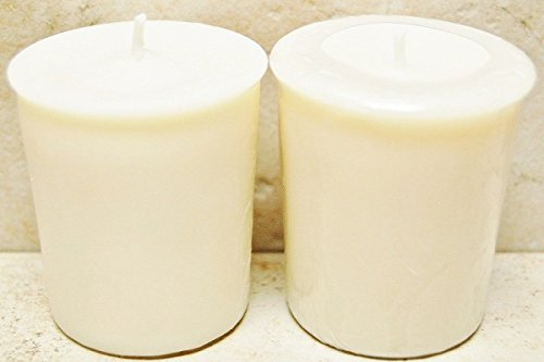 - 18 Pack 2 oz Unscented Soy Votives