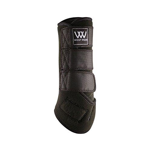 Woof Wear Dressage Exercise Wrap Medium Black by WOOF WEAR