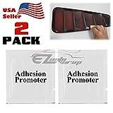 vinyl adhesive promoter - EZAUTOWRAP 2 Piece Automotive Adhesion Adhesive Promoter Sponge Double Tape Vinyl Wrap Primer 94-A