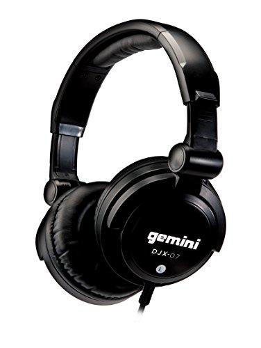 Gemini DJX-07, Headphone Jack, 7.00 x 3.00 x 3.00 inch (DJX07) - Gemini Stereo Headphone