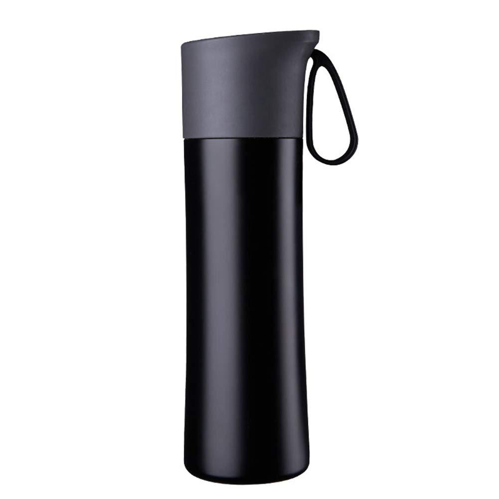 Sportflasche Isolier Becher Thermo Becher Travel Mug Kaffeebecher Wasserflasche Trinkbehälter Trinkflaschen-Portable Outdoor Mit Großer Kapazität Und Langlebig JINRONG