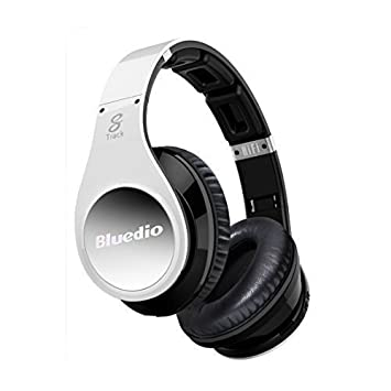 dbdb3e23076 Bluedio R+(Revolution) Bluetooth Headphones HiFi Rank Wireless Headsets/ Headphones Patented 8 Drivers