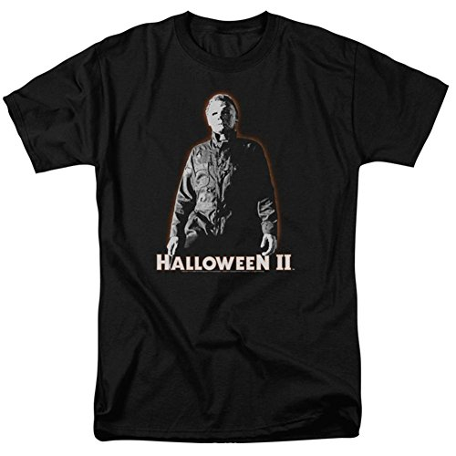 Halloween II - Michael Myers T-Shirt Size XXXL]()