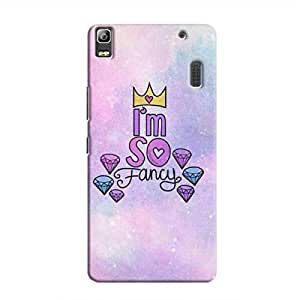 Cover It Up I m So Fancy Hard Case For Lenovo A7000, Multi Color