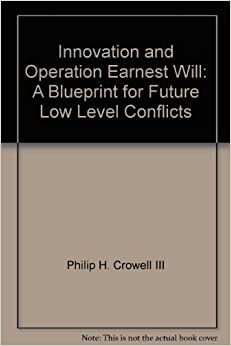 Innovation and operation earnest will a blueprint for future low innovation and operation earnest will a blueprint for future low level conflicts paperback 1991 malvernweather Gallery