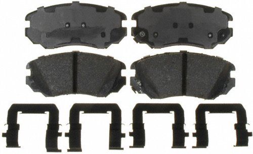 ACDelco 17D1421CH Professional Ceramic Front Disc Brake Pad Set (Buick Regal Brake Disc)