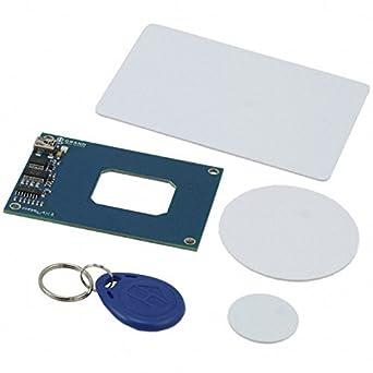 Amazon.com: Kit, RFID Reader, USB con etiquetas etiquetas ...