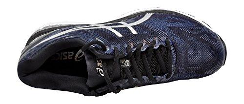new concept 87573 39082 ASICS Men's Gel-Nimbus 19 Running Shoe Peacoat/Silver ...