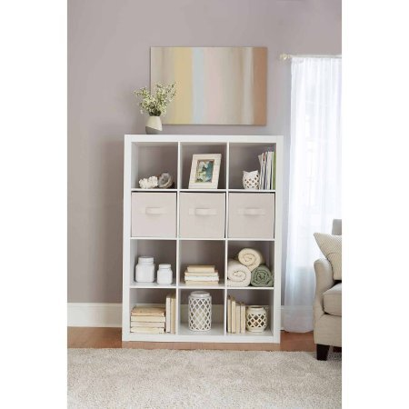 Better Homes And Gardensbh15 084 199 09 12 Cube Organizer White Color