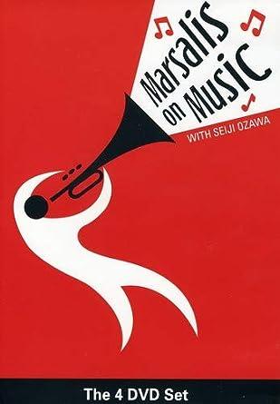 Amazon com: Marsalis on Music: Marsalis on Music: Movies & TV