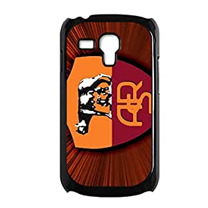 Generic Cute Back Phone Covers For Man Custom Design With A S Roma Logo For Samsung Galaxy S3 Mini Choose Design 2