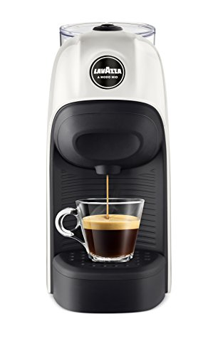 Lavazza A Modo Mio, Macchina Caffé Espresso Tiny Con 64 Capsule Qualità Rossa Incluse, Macchinetta A Capsule Per Un… 5