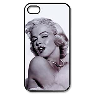 Marilyn Monroe Celebrity iphone 5,5S 2D Cover Case,iPhone case