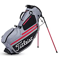 A lightweight stand bag Designed with enough storage and organization to meet any golfers' Needs