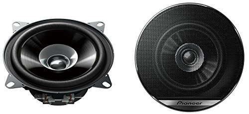 150w Coaxial Speaker - Pioneer TS-G1010F Dual Cone 4-Inch 150 W 2-Way Speakers