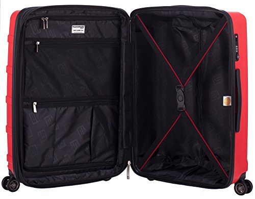 41CXklaP65L - Hauptstadtkoffer Juego de maletas