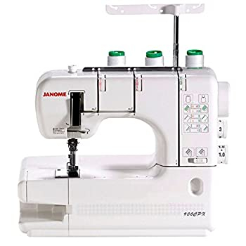 Janome 900CPX Coverstitch Machine