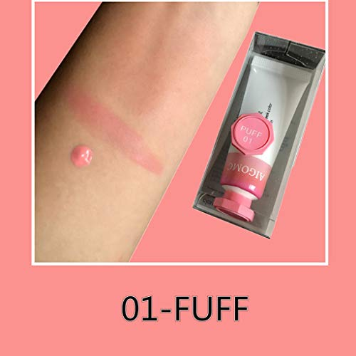 - JYS Watercolour Blusher Gel Blush,Honest Beauty Creme Cheek Blush Contours & Highlights for a Shimmery or Matte Finish Long-Lasting Pigment