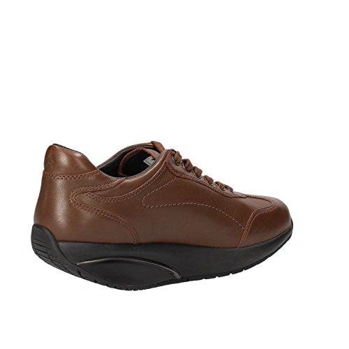 MBT Sneakers Damen Leder (37 EU, Braun)