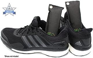 Ryher 2X Desodorante Natural para Zapatos - Elimina el olor y absorbe la humedad - Fórmula mejorada y mayor tamaño 2019 (Negro)
