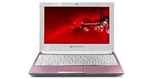 "Packard Bell Dot_Se/P-304Sp - Atom N455 - Ram 1 Gb - Disco Duro 250 Gb - Gma 3150 - Wlan : 802.11B/G/N - Windows 7 Starter - 10.1"" Panorámico Retroiluminación Led Tft - Cámara - Rosa"