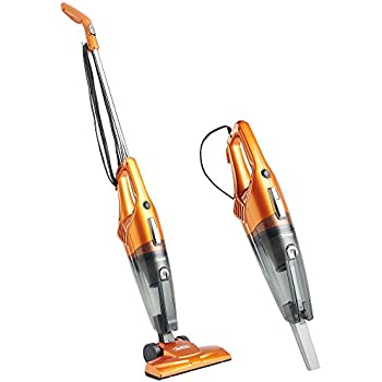 vonhaus 2 in 1 corded upright stick and handheld vacuum cleaner with hepa. Black Bedroom Furniture Sets. Home Design Ideas