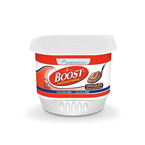 Boost Pudding Chocolate/Case of 48 by Nestle (Image #2)