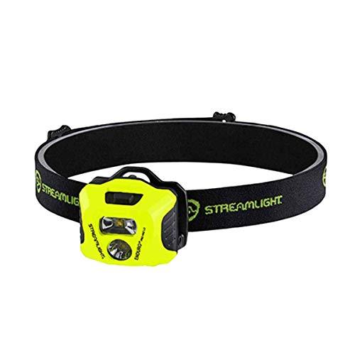 Streamlight, Endura Pro Haz-Lo Low Profile Multi Function Headlamp, Yellow