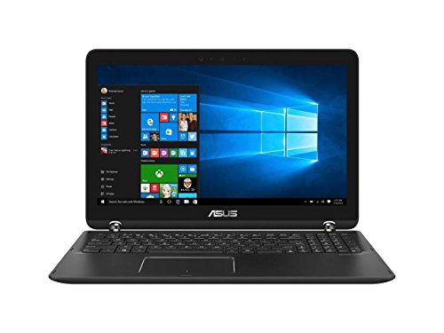 2018 Asus 2-in-1 15.6-inch Touch-Screen Premium Full HD Laptop PC – Intel Core i7 Processor, 12GB Memory, 2TB Hard Drive, NVIDIA GeForce 940MX, Backlit Keyboard, Bluetooth, Sandblasted aluminum Black