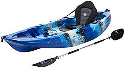 The Best Portable Hybrid Kayak Canoe [Brooklyn Kayak Company] review