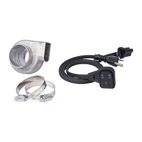 Zerostart 3200003 Lower Radiator Heater, for 1-1/2