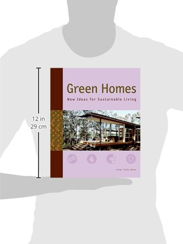 Great Green Homes: New Ideas For Sustainable Living: Amazon.co.uk: Sergi Costa  Duran: 9780061348266: Books