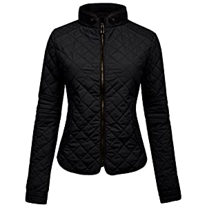 NE PEOPLE Womens Lightweight Quilted Zip Jacket/Vest