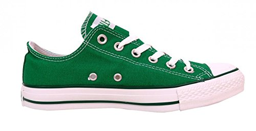 562fffe3fac Converse Chuck Taylor All Star Lo Top Kelly Green Mens 12  Amazon.ca ...