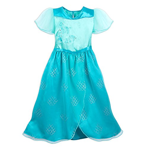 Disney Ariel Sleep Gown for Girls Multi