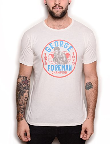 Roots of Fight George Foreman Emblem Triblend Tee XXX-Large ()