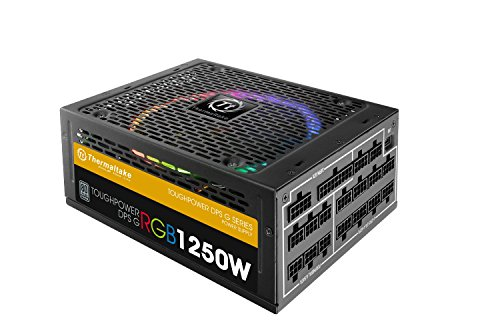 Thermaltake ToughPower RGB 1250W 80+ TITANIUM Fully Modular - Thermaltake Toughpower 750