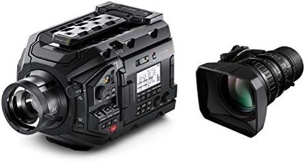 Amazon Com Blackmagic Design Ursa Broadcast Camera Bundle With Fujinon La16x8brm Xb1a Lens Kit Electronics