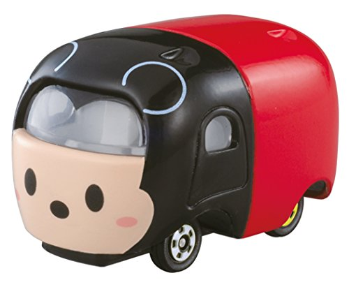 Tomica Disney Motors Tsum Tsum Carry Mickey Mouse From Japan F//S