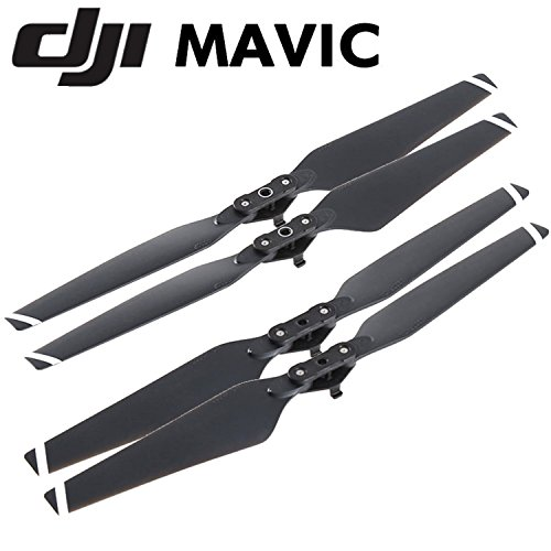 DJI Genuine Mavic 8330 Quick Release Folding Propellers, 2 Pairs