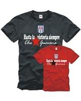 Hasta la victoria siempre T-Shirt mit Gr. S-XXL